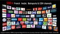 Europe IPTV Package(500+ Channels)