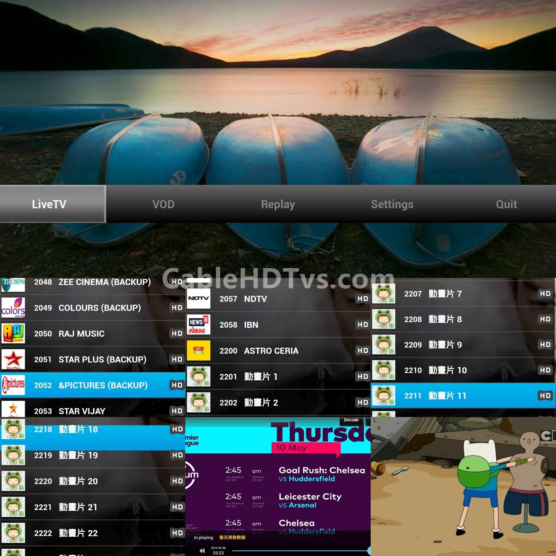 IPTV Singapore- Watch Live Starhub channels worldwide