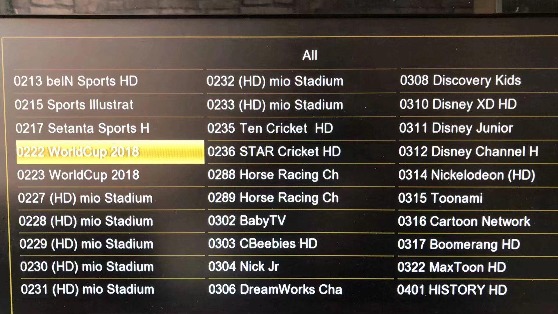2018 Singapore V9 Pro SCV TV Box for Starhub- Watch 2018
