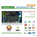 Indian IPTV Package(180+ Live TV channels)